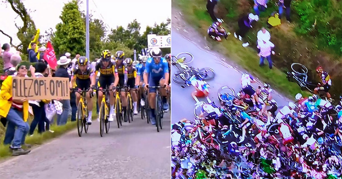RFI - Spectator killed during 14th stage of the Tour de France