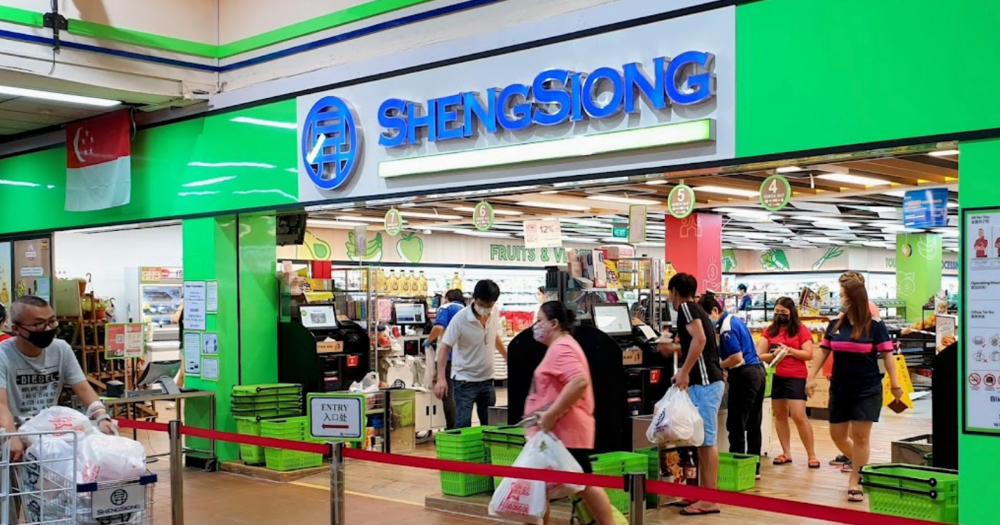 Sheng Siong Group to open 2,800sqm store in China, 4th in 4 years